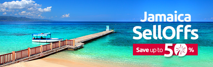 Jamaica-Last minute vacation packages