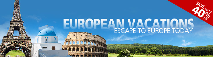 Europe-Last minute vacation packages