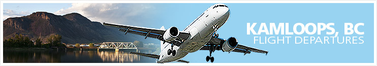 Flights From Kamloops