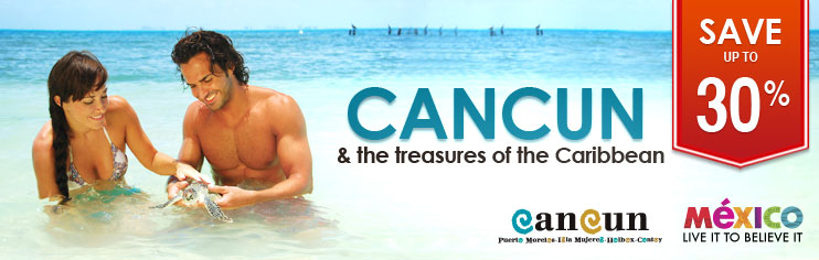 Cancun-Cheap flights