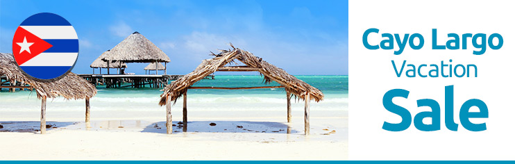 Cayo Largo-Last minute vacation packages