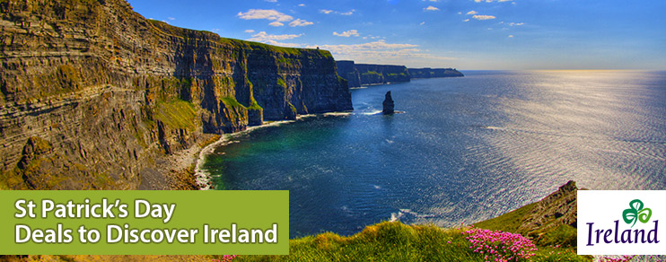 Ireland-Last minute vacation packages