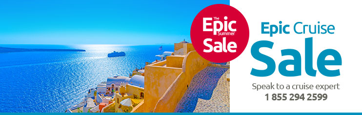 Epic Cruise Sale
