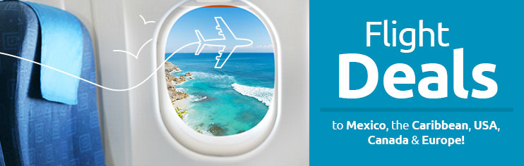Cheap Flights Banner