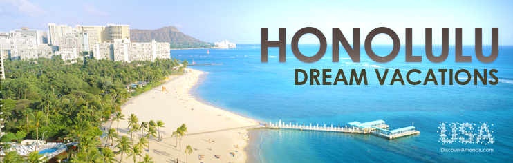 Honolulu-Last minute vacation packages