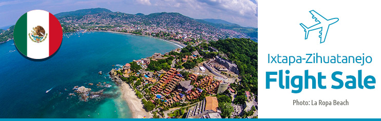 Ixtapa-Cheap flights