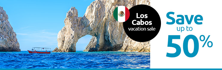 Los Cabos-Last minute vacation packages