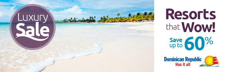 Dominican Republic-Last minute vacation packages