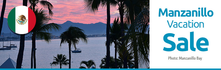 Manzanillo-Last minute vacation packages