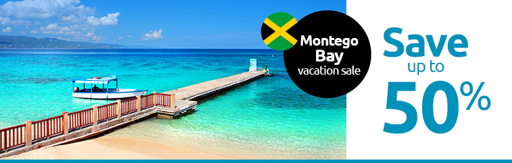 Montego Bay-Last minute vacation packages