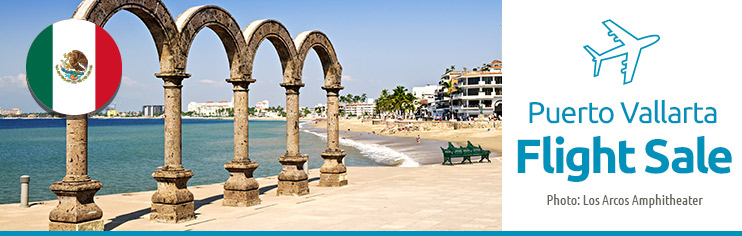 Puerto Vallarta-Cheap flights