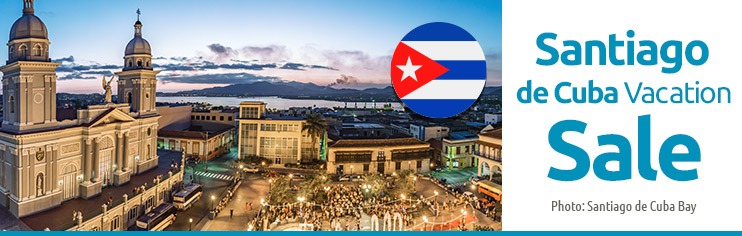 Santiago de Cuba-Last minute vacation packages