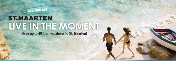 St Maarten-Last minute vacation packages