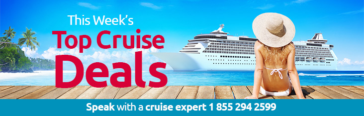 This Week's Top Cruise Deals