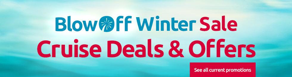 BlowOff Winter Sale