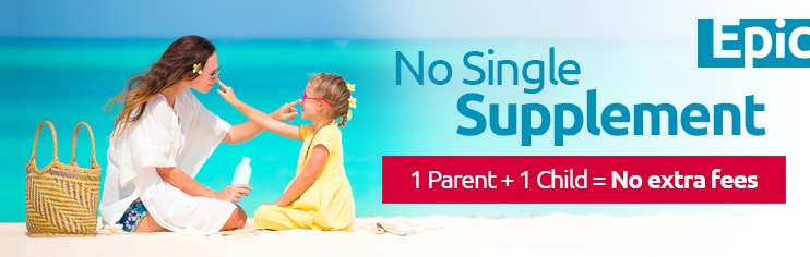 Single Parent Vacations