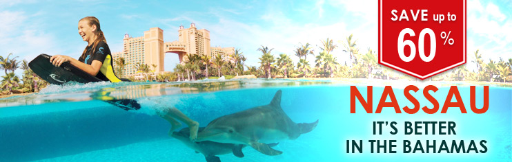 Nassau-Last minute vacation packages