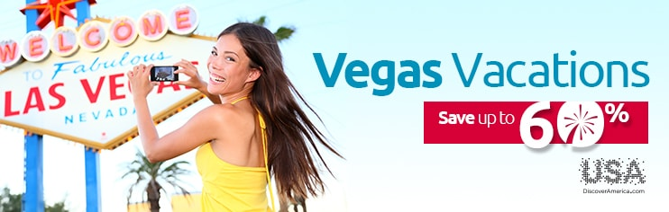 Las Vegas Deals and Vacations Banner