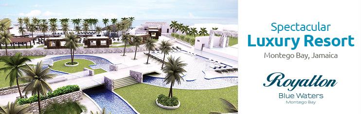 Spectacular Luxury resort in Montego Bay