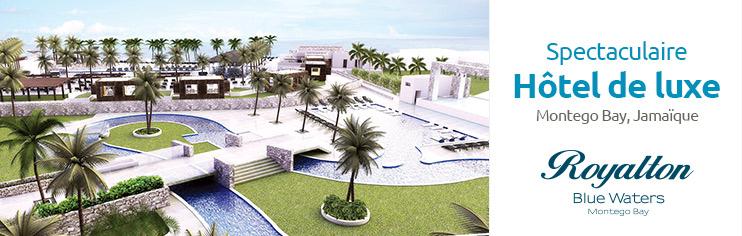 Spectaculaire Hôtel de luxe In Montego Bay