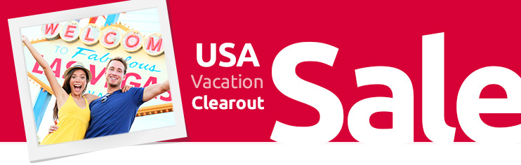 United-States-Last minute vacation packages