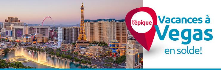 Vacances à Las Vegas