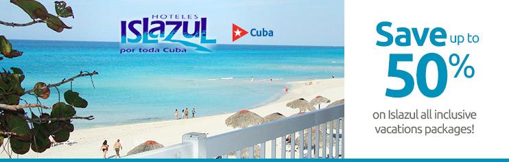 Islazul hotels in Cuba