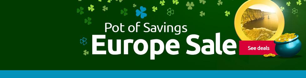 Europe savings