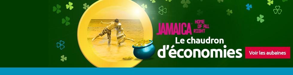Vacances pour Jamaique