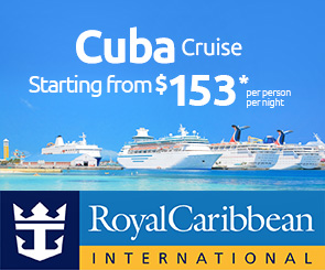 CUBA  Cruise: Starting from $153 pp per night*